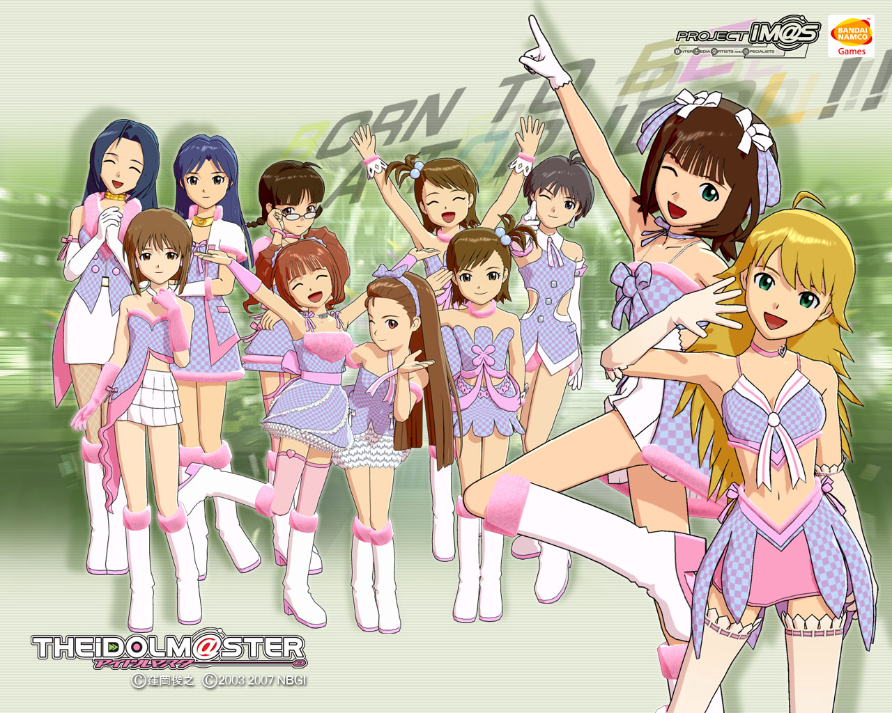 Idol M Ster Anime Characters : The idolm ster ダウンロードトップ