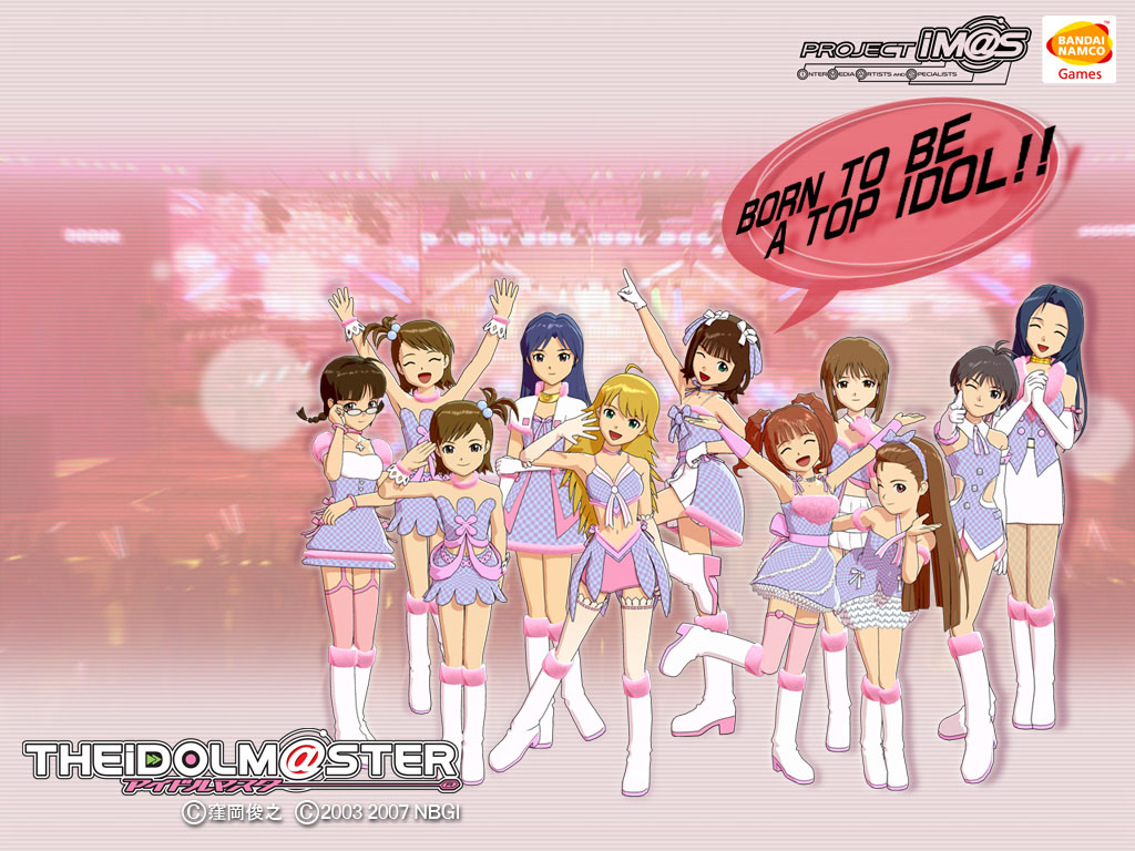 The Idolm Ster ダウンロードトップ